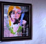 Ausstellung 2014 - Jacky Maréchal