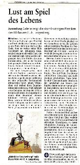 Rhein-Zeitung vom 2. Dezember 2014